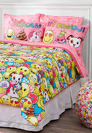 Girls Bed In A Bag by Queen Size Emoji Bed In A Bag Bedroom Ideas Pinterest Queen