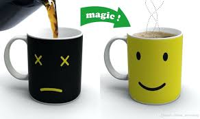 Awesome Mugs by Awesome Coffee Mug Intelligent Coffee Cup Led Light Display Coffee