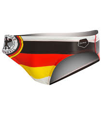 Germany Flag Colors Zumo Germany Water Polo Brief At Swimoutlet Com