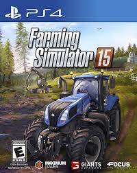 amazon com farming simulator 15 playstation 4 maximum family