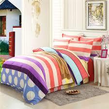 rainbow striped twin comforter duvet cover comforter filler girls