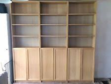 Beech Billy Bookcase Ikea Billy Doors Bookcases Shelving U0026 Storage Ebay