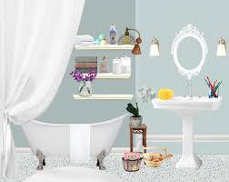 Bath Drapes Free Photo Bathroom Drapes Antique Bath Flower Pots Perfume Max