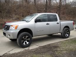 nissan titan with rims gallery