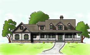 country farmhouse plans low country farmhouse plan with wrap around porch