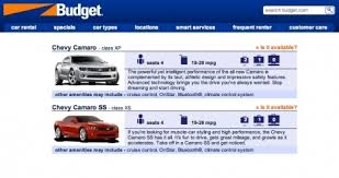 camaro rental car budget now offering v6 and v8 camaro for rent camaro zl1 z28 ss