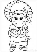 barney friends coloring pages coloring book harper