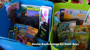 easter basket boy easter basket ideas for boys