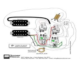 seymour duncan wiring diagrams guitar pickup wiring diagrams