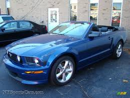 2008 Mustang Gt Black 2008 Ford Mustang Gt Cs California Special Convertible In Vista