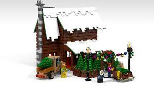 lego ideas christmas tree shop