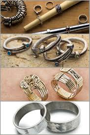 make metal rings images 91 best ring making images jewelry ideas ring jpg