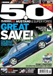 5 0 mustang magazine 5 0 mustang fords magazine covers date cover