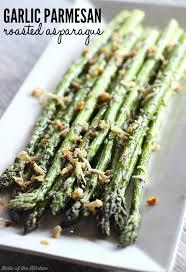 garlic parmesan roasted asparagus of the kitchen