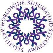 ra ribbon thrivewithra ra caign rheumatoid arthritis