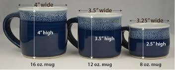 mug vs cup mug sizes and colors mug revolution