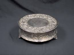 14 cake stand 14 inch silver cake stand elite events rental