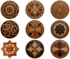 custom border medallions and inlays conquer hardwood flooring