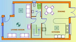Three Bedroom Ground Floor Plan 3 Bed House Plans Buy House Plans Online The Uk U0027s Online House