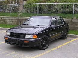 Dodge Spirit Plymouth Acclaim Chrysler 91spirites 1991 Dodge Spirit Specs Photos Modification Info At