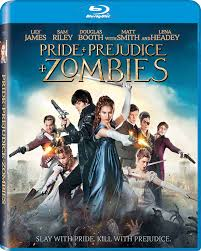 Ray Booth Designer Amazon Com Pride Prejudice Zombies Blu Ray Lily James Sam