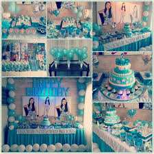 interior design view frozen birthday party theme decorations