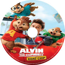 alvin and the chipmunks alvin and the chipmunks the road chip dvd labels 2015 r0 custom