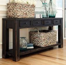 entryway table with storage ana white entry table diy projects with drawers remodel 10