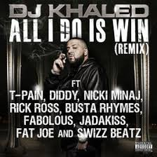 Fat Joe Meme - all i do is win remix feat t pain diddy nicki minaj rick ross