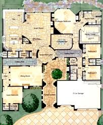 Custom Home Floorplans by Custom Home Design Desert Villa Palm Desert Ca Myles Nelson