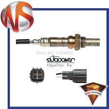 lexus rx300 misfire denso 89467 41010 high quality oxygen sensor for toyota highlander
