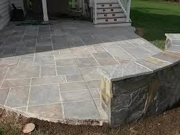 patio 35 concrete patio ideas backyard stamped concrete patio