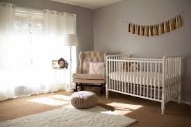 Baby Area Rugs For Nursery Impressive White Velvet Sofa And Grey Cube Ottoman Also White