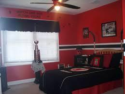 NJ Devils Hockey Room New Photo Added In One Week I Created A - Boys hockey bedroom ideas