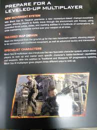 Cod Black Ops Maps Ton Of Cod Black Ops Iii Info Leaked