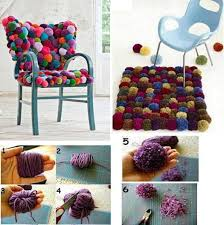 Pom Pom Rug Instructions 29 Best Diy Pom Pom Rugs Images On Pinterest Pom Pom Rug Baby