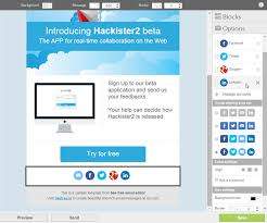 beefree a new free online email newsletter editor