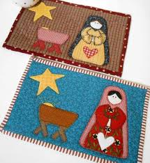 Large Christmas Rugs Quilting And Patchwork