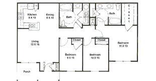 3 bedroom home floor plans sumptuous 14 simple 3 bedroom floor plans modern bedroom house