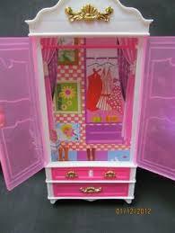 barbie sindy doll plastic furniture bed dressing table u0026 chair