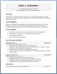 corporate resume exles