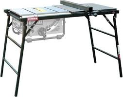 Job Site Table Saw Table Saw Stands Mr Diy Guy