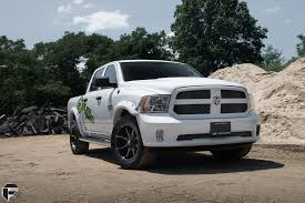 Dodge Ram Off Road - customized white dodge ram by fuel offroad gallery dodge ram