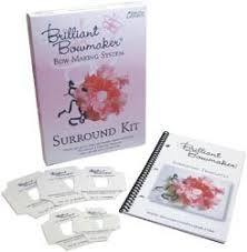 hair bow maker brilliant bowmaker surround kit