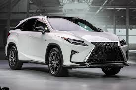 lexus hybrid sport forget business trips the 2016 lexus rx is for painting the town red