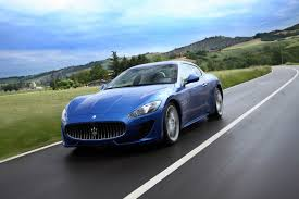 maserati granturismo blue 2012 maserati granturismo sport review and picture gallery evo