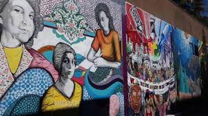 Clarion Alley Mural Project San Francisco by Clarion Alley San Francisco Youtube