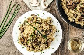 thanksgiving risotto recipe recipe truffled mushroom risotto the little foxes