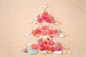 8 great ideas for seashell christmas decorations