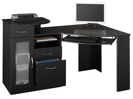 office furniture minimalist cool computer tables with black